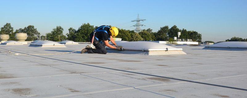 Blog allrisk valbeveiliging - Trap voor daken ...