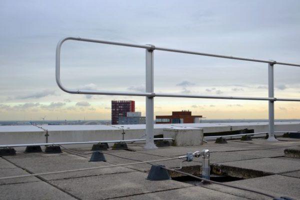 Wolkenkrabber Rotterdam
